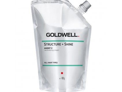 Goldwell Structure Shine Agent 2 Neutralizing Cream 67139
