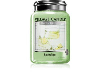 village candle spa collection revitalize vonna svicka