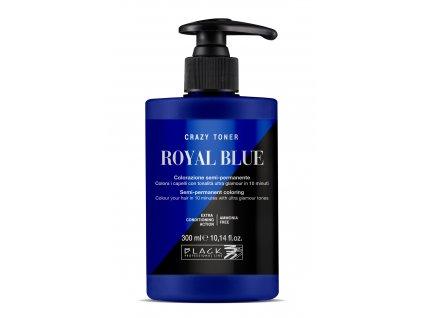 ID 15988 Black Professional Crazy Toner Royal blue