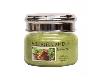 village candle tomato vine 262 g