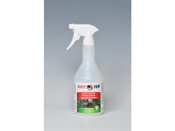 ANTIFER pachový ohradník proti prasatům a vysoké zvěři zelený typ B 750 ml