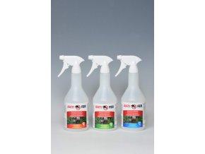 ANTIFER pachový ohradník proti prasatům a vysoké zvěři sada tří typů 3 x lahev 750 ml