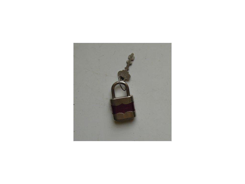 antikový visací zámek s klíčem - DUPLO 25 TOKOZ -2,antikový visací zámek s klíčem - DUPLO 25 TOKOZ -2