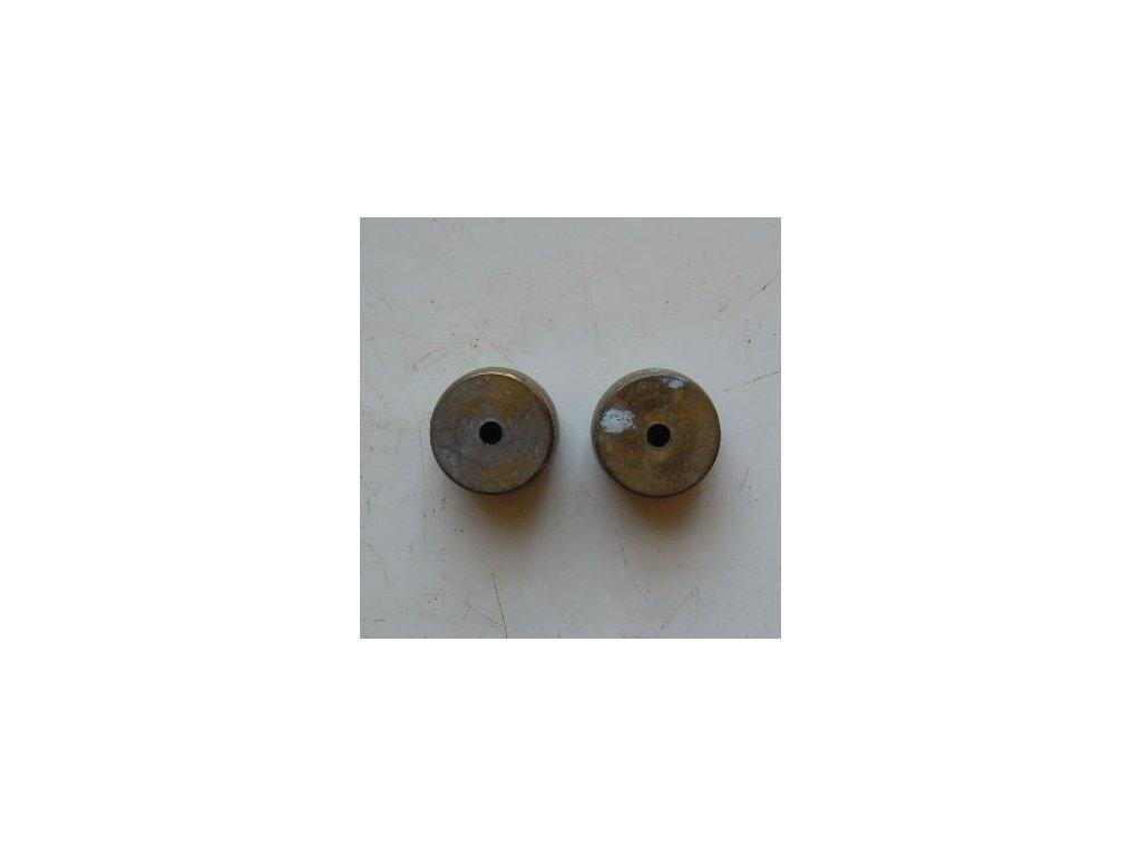 antikový mosazný díl - pár,antikový mosazný díl - pár,antikový mosazný díl - pár