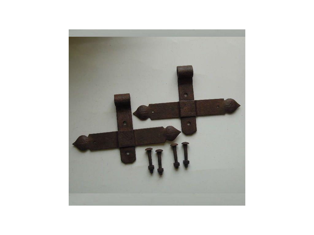 antikové kované panty na dveře - pár,antikové kované panty na dveře - pár,antikové kované panty na dveře - pár,antikové kované panty na dveře - pár
