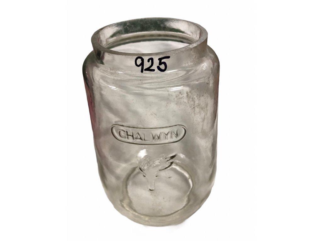 sklo na petrolejovou lampu