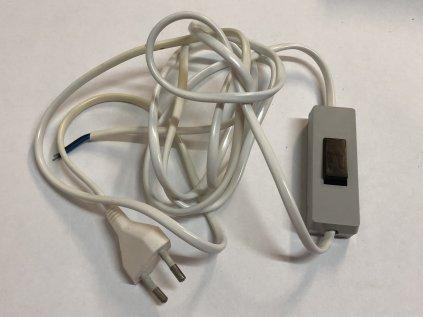 retro kabel k lampičce
