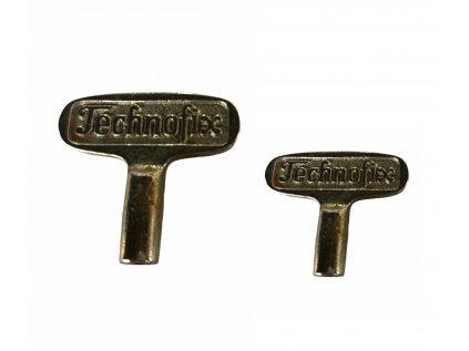 klíč k natahování