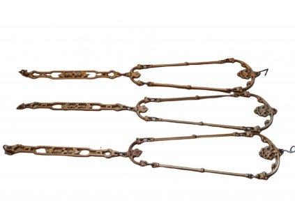 řetěz k lustru 3ks