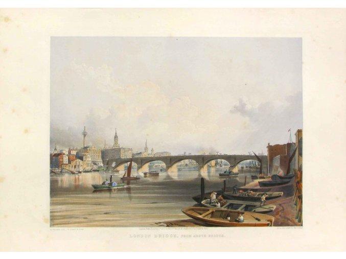 London Bridge, from above Bridge