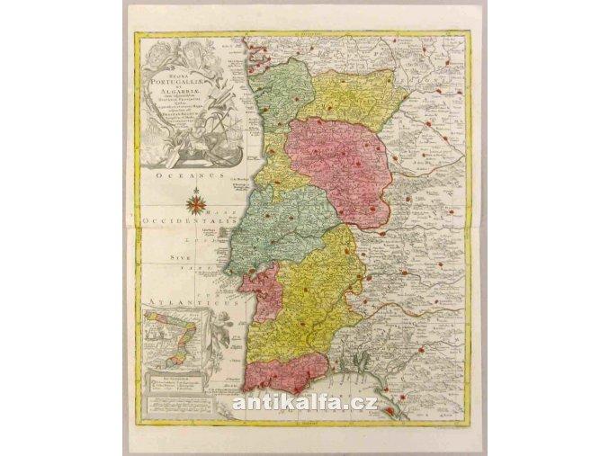 Regna Portugalliae et Algarbiae