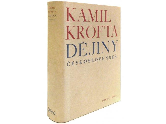 Dějiny československé