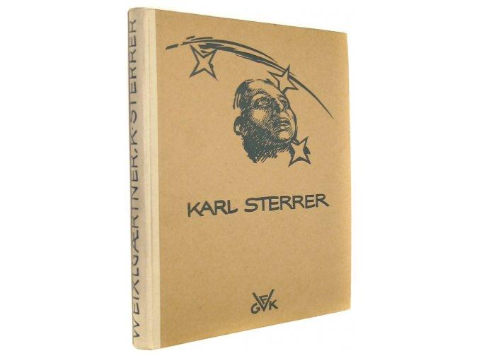 Karl Sterrer. Ein Wiener Maler der Gegenwart