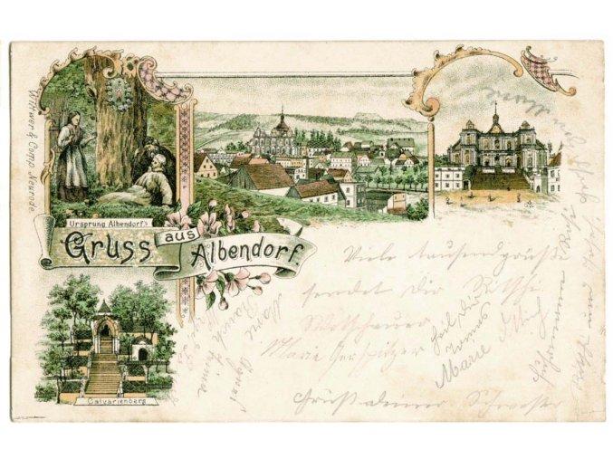 Gruss aus Albendorf