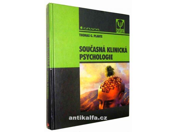 Současná klinická psychologie