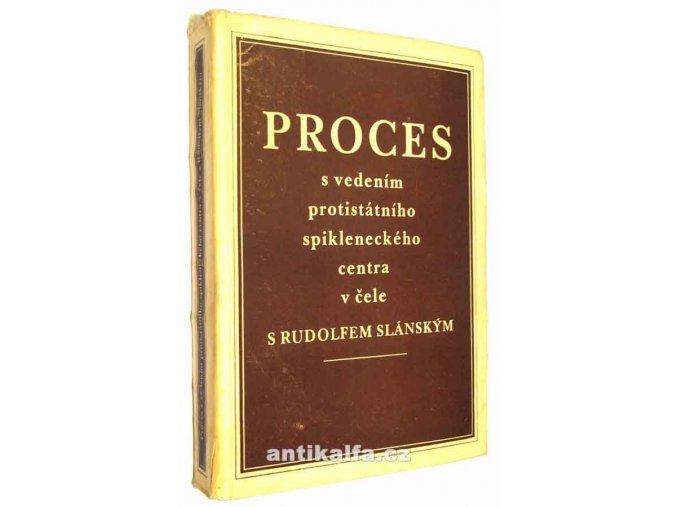 Proces s Rudolfem Slánským a spol.