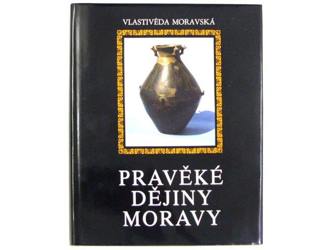 Pravěké dějiny Moravy