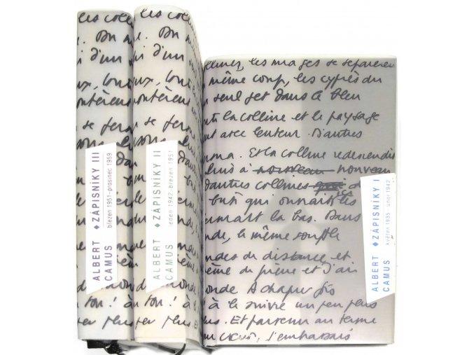 Zápisníky I - III