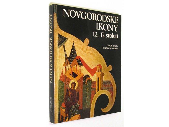 Novgorodské ikony