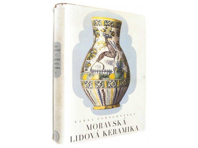 Moravská lidová keramika