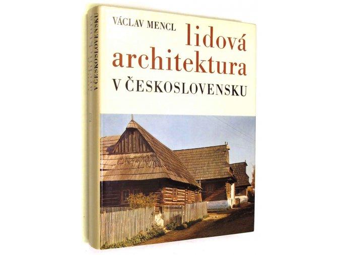 Lidová architektura v Československu