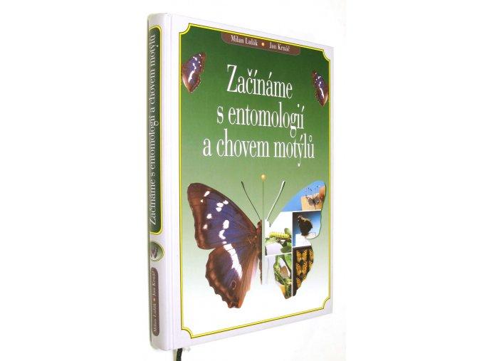Začínáme s entomologií a chovem motýlů