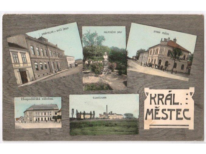 Městec Králové