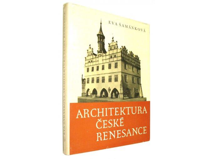 Architektura české renesance