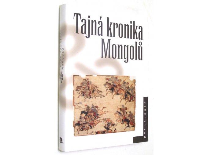 Tajná kronika Mongolů