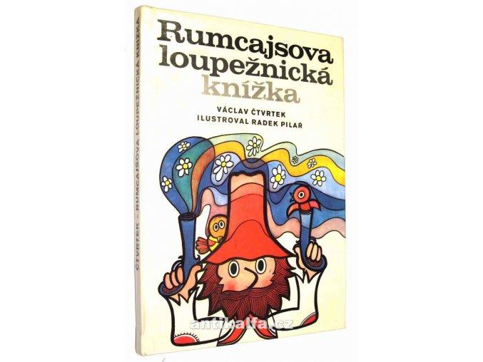 Rumcajsova loupežnická knížka