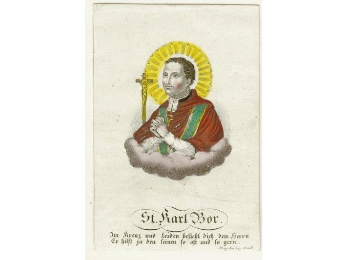 St. Karl Bor.
