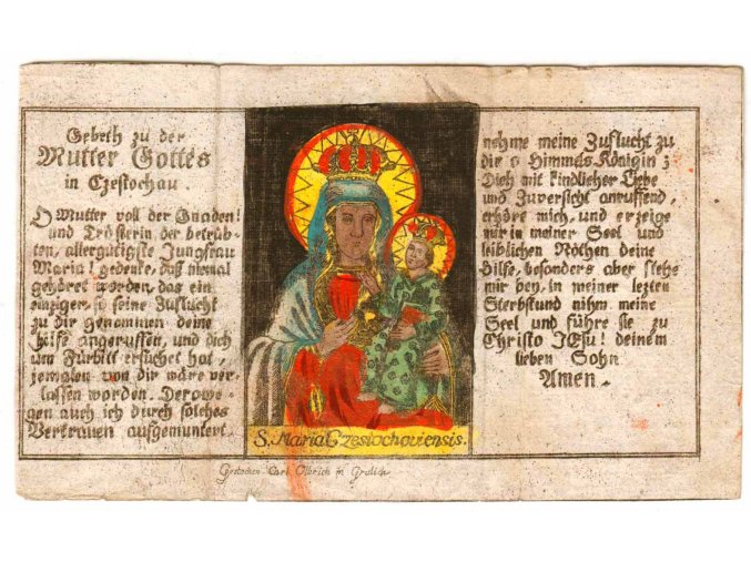 S. Maria Czestochoviensis