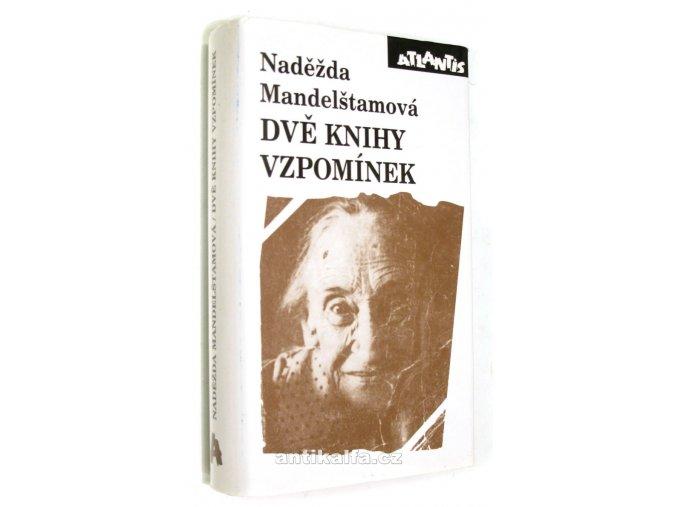 Dvě knihy vzpomínek
