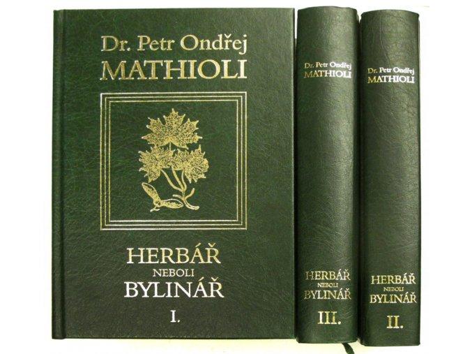 Herbář neboli Bylinář