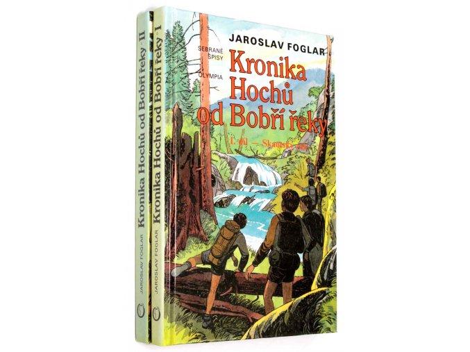 Kronika Hochů od Bobří řeky