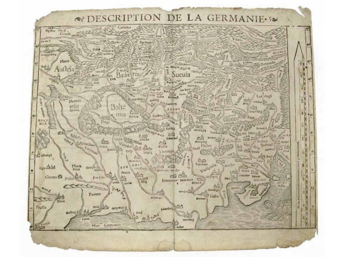 Description De La Germanie