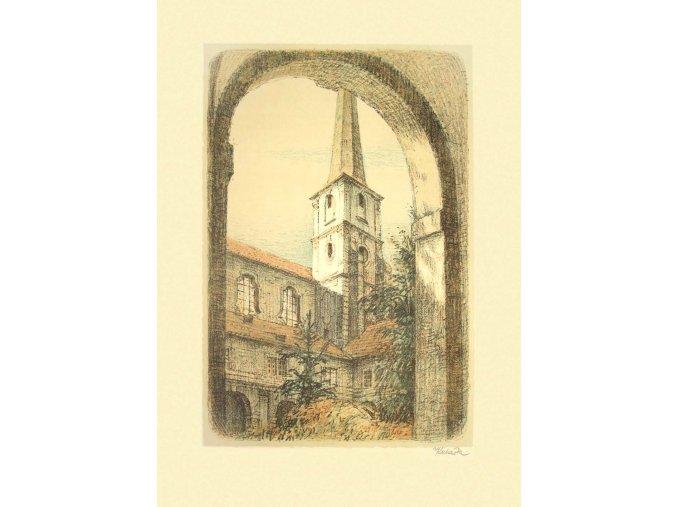 Klášter augustiniánů