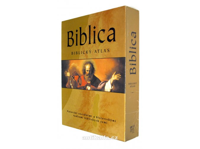 Biblica : biblický atlas