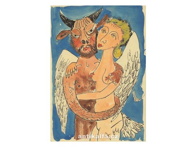Anděl s ďáblem