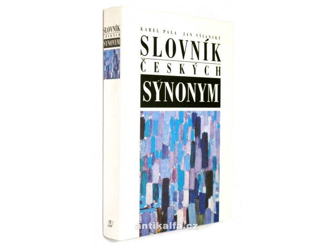 Slovník českých synonym