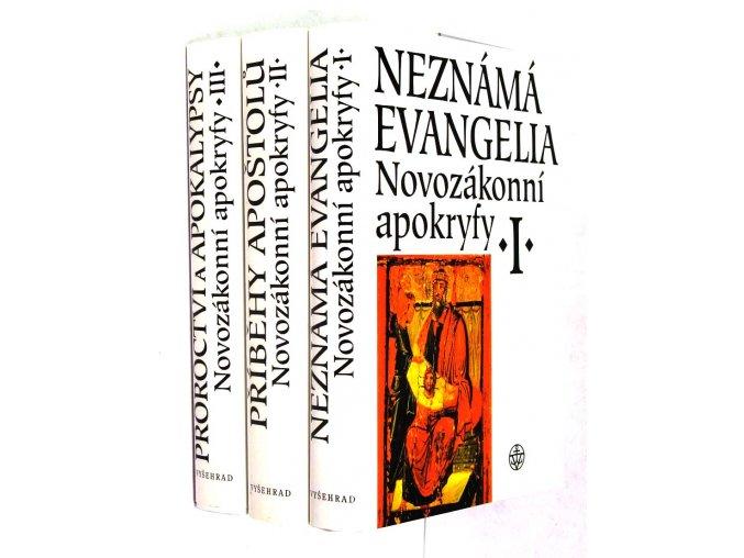 Novozákonní apokryfy I. - III.