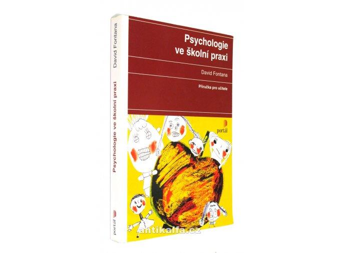 Psychologie ve školní praxi