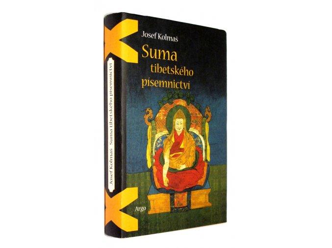 Suma tibetského písemnictví
