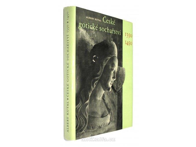 České gotické sochařství 1350-1450