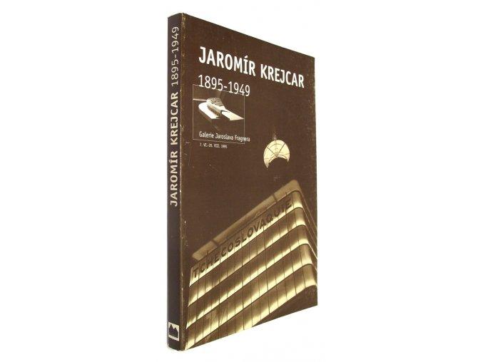 Jaromír Krejcar 1895-1949