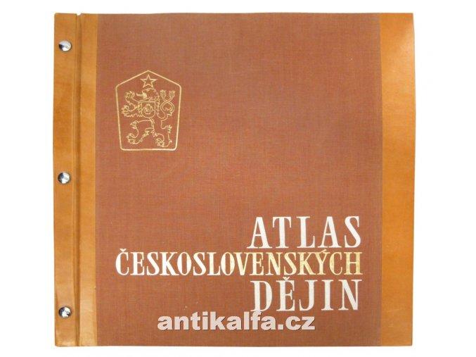 Atlas československých dějin