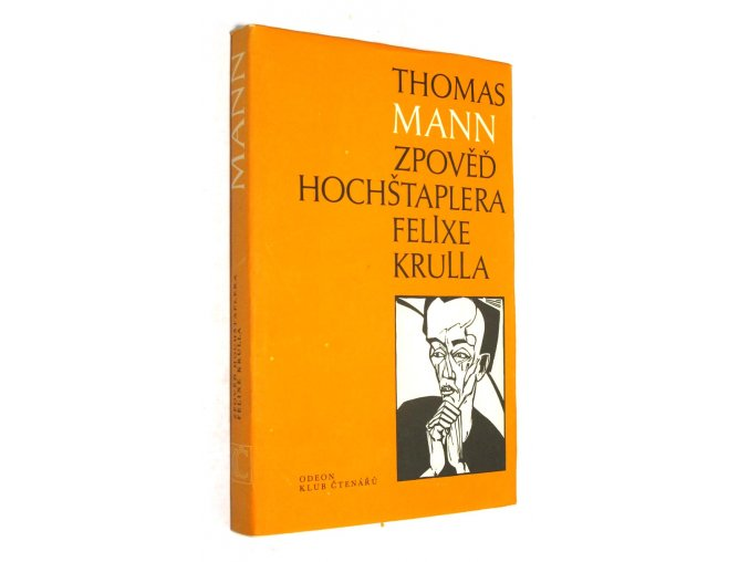 Zpověď hochštaplera Felixe Krulla