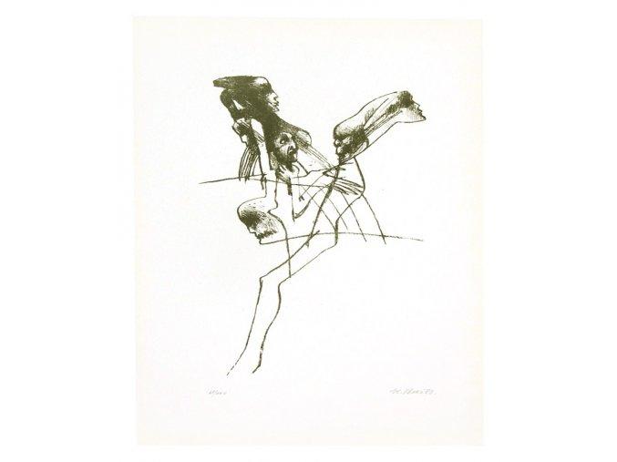 Malíř a ženy