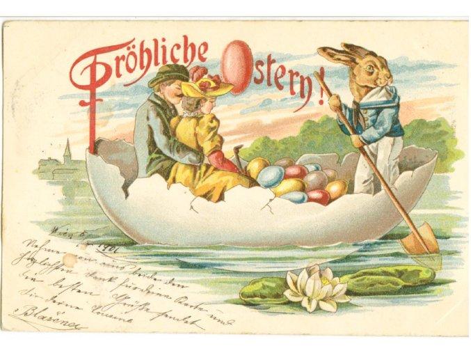 Frohliche Ostern!