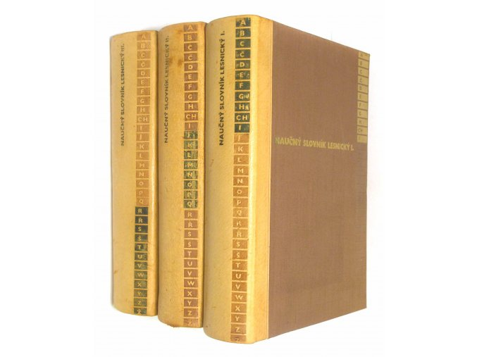 Naučný slovník lesnický